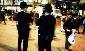 Police, Nick Herbert