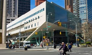 Alice Tully Hall Building, renovated by Diller Scofidio + Renfro