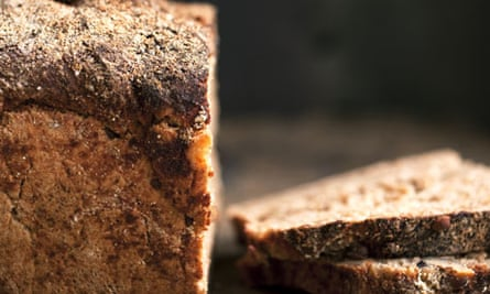 Nigel Slater rye loaves