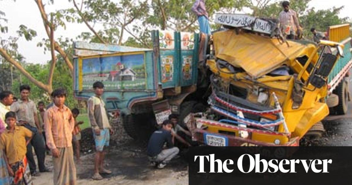 The world's deadliest road | Global development | The Guardian