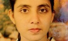 A family picture of Jacintha Saldanha