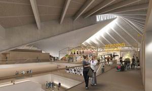 john pawson design museum plans