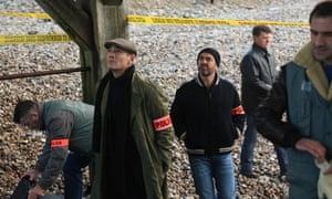 Filming of Hurley novel