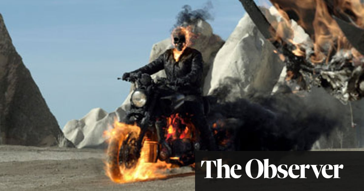 Ghost Rider: Spirit of Vengeance in 3D – review | Film | The