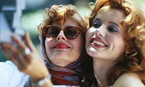 'Thelma And Louise' Film - 1991