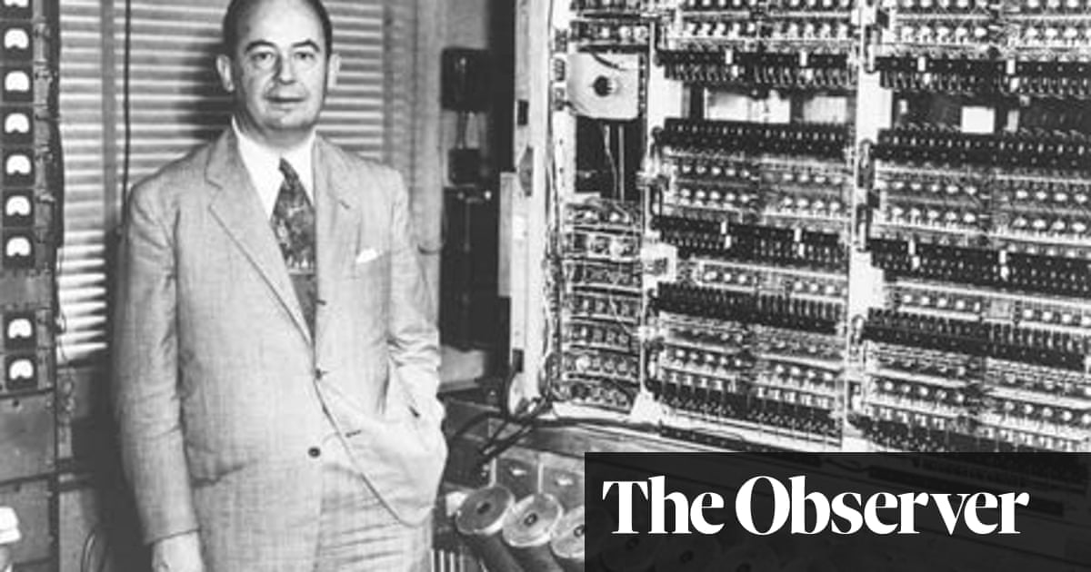 The true fathers of computing | Technology | The Guardian