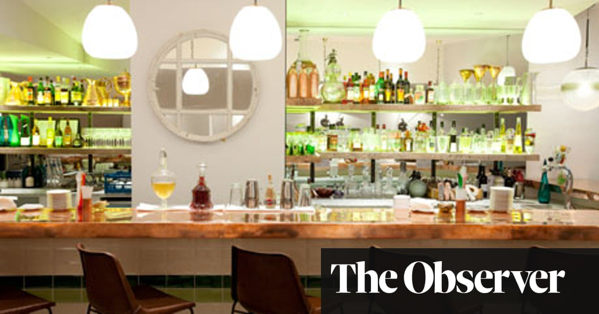 Restaurant Review Mele E Pere Food The Guardian