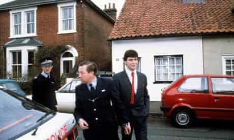 Jeremy Bamber in 1988.
