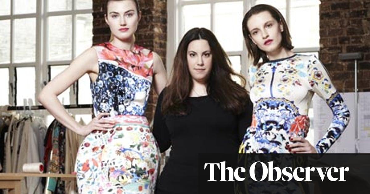 Prints And The Revolution Fashion Designer Mary Katrantzou Fashion The Guardian