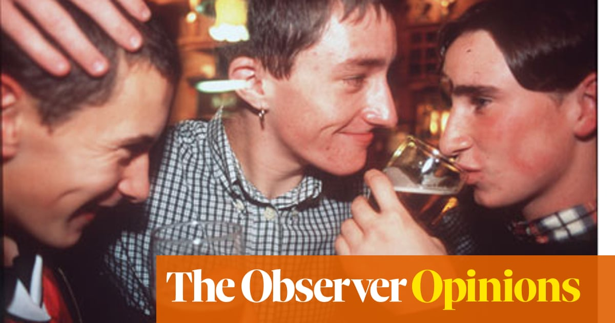 The joke's on them | Life and style | The Guardian