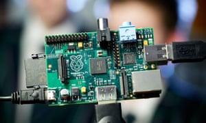 Circuit training … the Raspberry Pi computer board