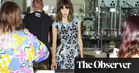 f0bd8ccf40d3ff Alexa Chung: the forces that move fashion | Fashion | The Guardian