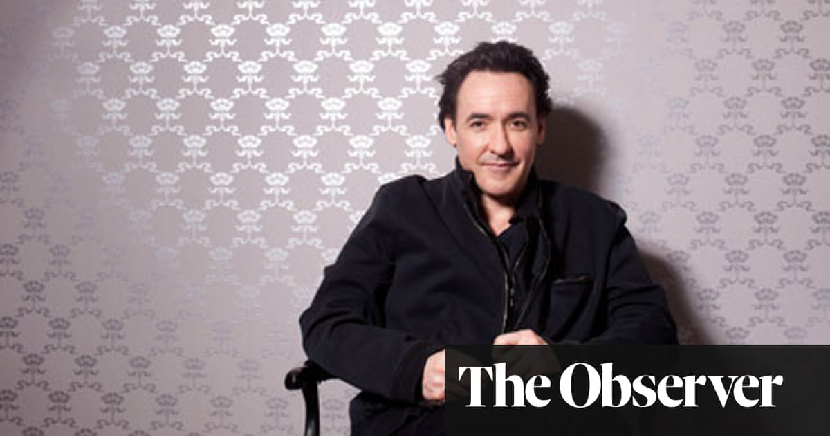 John Cusack I M Not A Scenester I M Out For A Few Months Then I Disappear John Cusack The Guardian