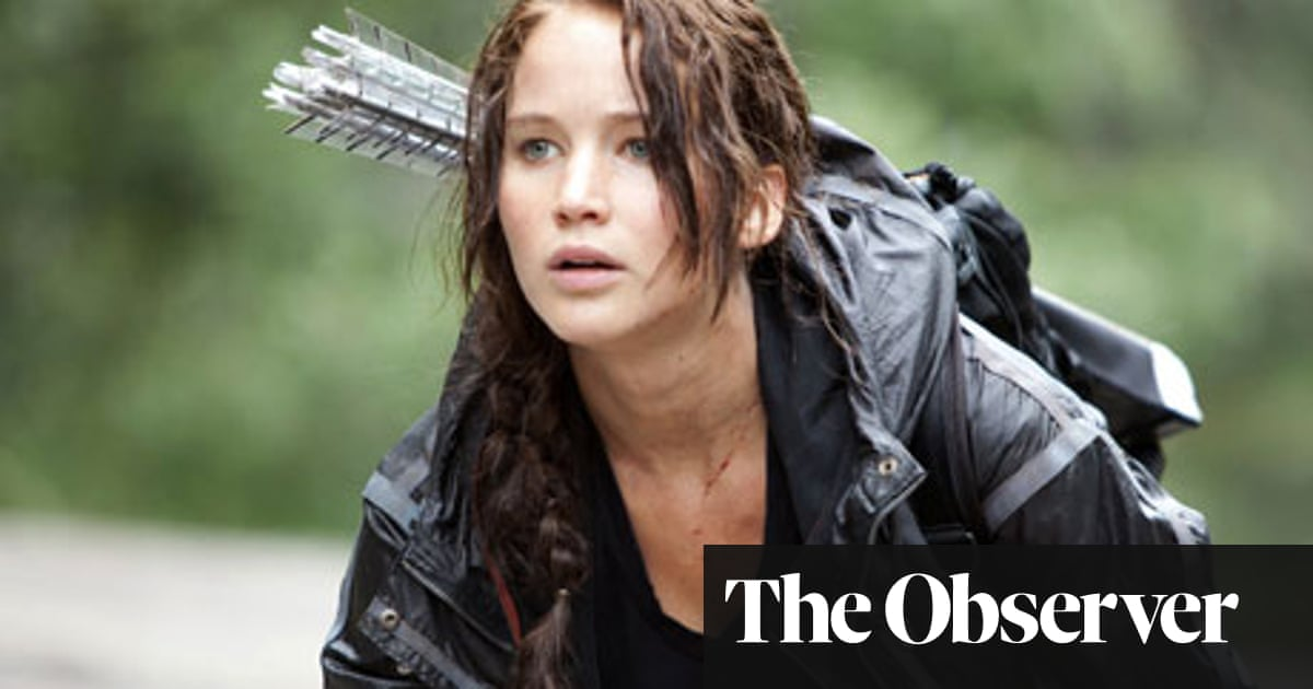 Suzanne Collins The Queen Of Teen Fiction For Tomboys Observer