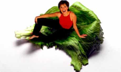 carol-vorderman-lettuce-leaf
