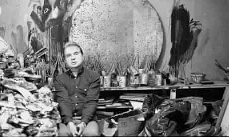 francis bacon 1980 by jane bown