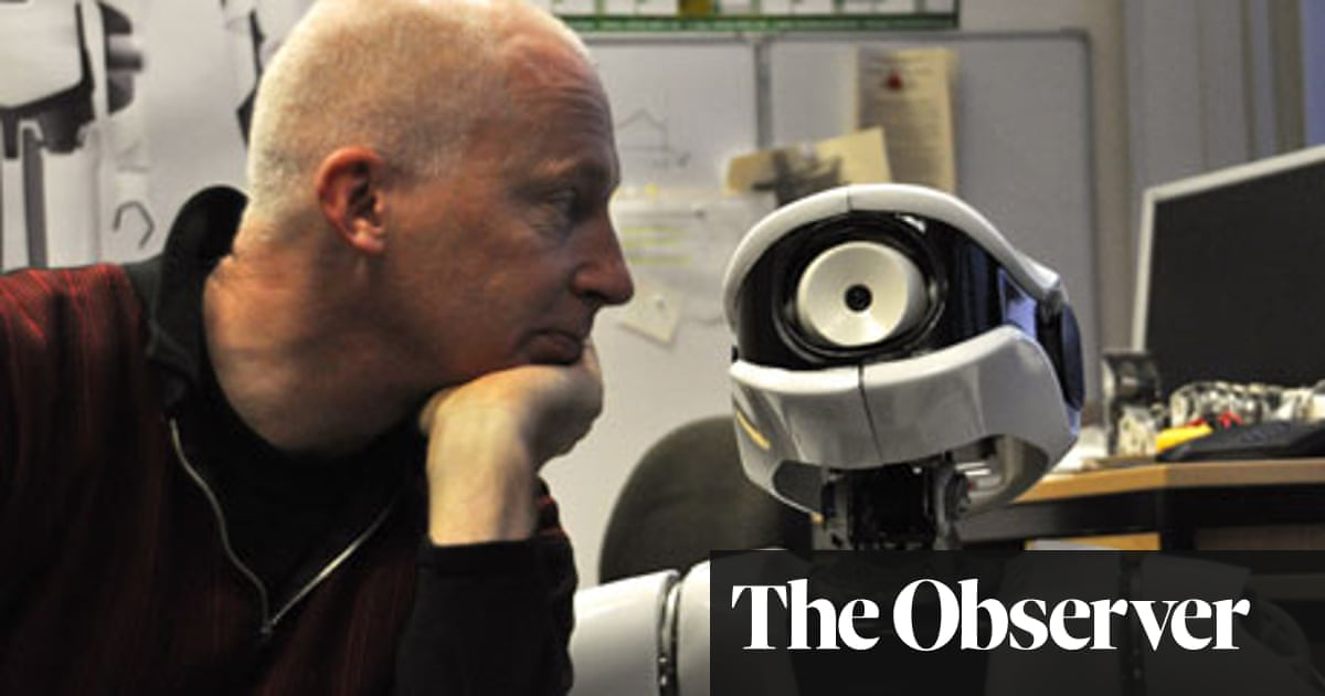 AI robot: how machine intelligence is evolving | Technology | The