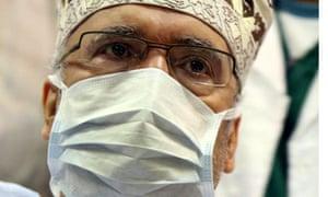 Lockerbie bomber Abdelbaset Ali al-Megrahi
