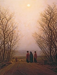 Sky, Caspar David Friedrich