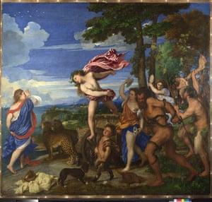 Sky, Titian