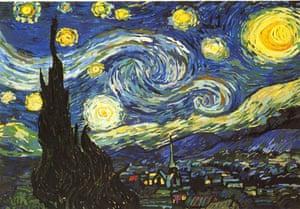 Sky, Van Gogh