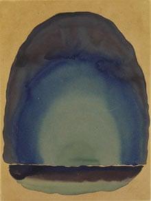 Sky, O'Keeffe