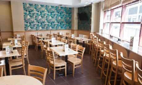 New Sum Ye restaurant Birmingham
