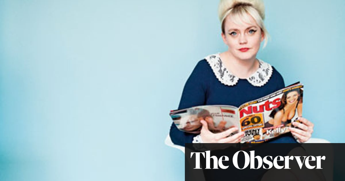 The Woman Who Edited Nuts Magazine Media The Guardian
