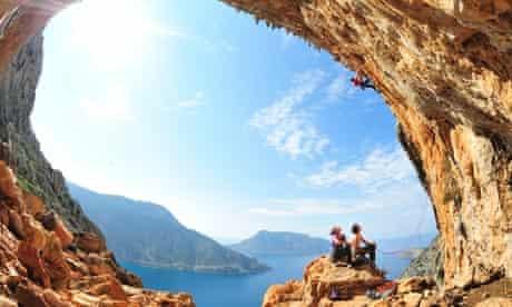 greek climbing