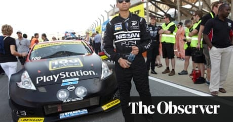 From gamer to racing driver | Sport | The Guardian