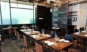 dabbous restaurant