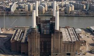 Battersea power station, Rowan Moore