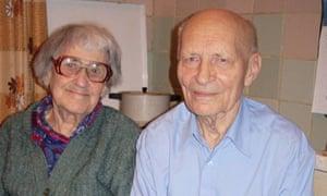 Svetlana and Lev Mishchenko