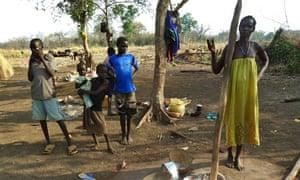 ethiopia villagers