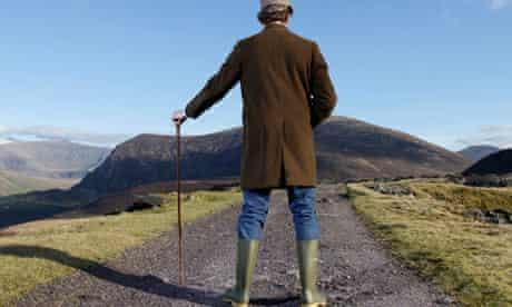 Bedwyr Williams, The Hill Farmer, detail
