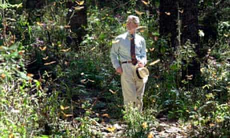 PRINCE CHARLES, CHINCUA, MEXICO - 08 MAR 2002