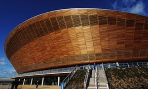 olympic velodrome new