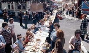 silver Jubilee Street Party