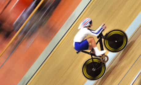 Beijing Olympics / Cycling : Track