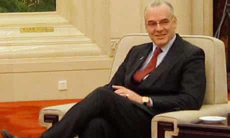 British businessman Neil Heywood