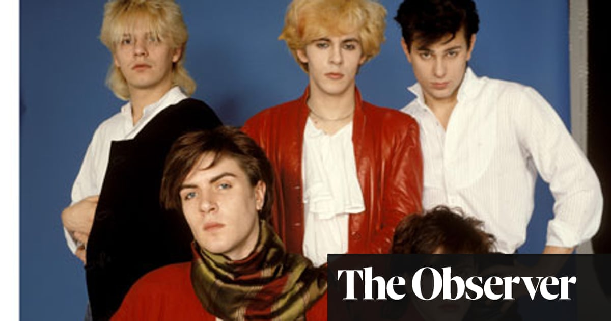 Duran Duran I Ve Hated Them For 30 Years But They Re The Perfect Band For The Olympics Duran Duran The Guardian