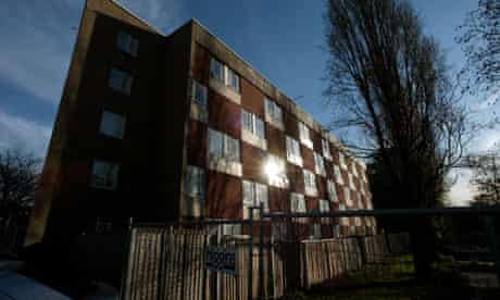 Social housing estate