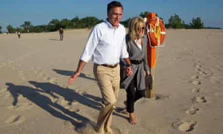 Mitt Romney, Ann Romney