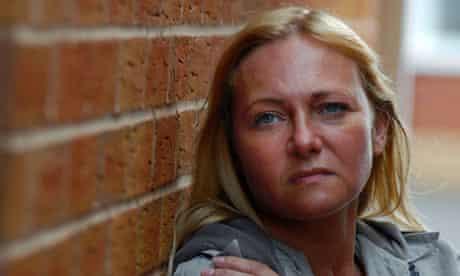 Debi Allbutt, suing the MoD for negligence