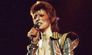 Ziggy Stardust, books