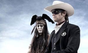 The Lone Ranger - 2013