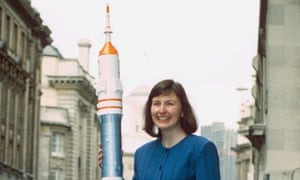 BRITAIN'S FIRST SPACE WOMAN - 1991