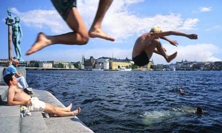 SWEDEN STOCKHOLM.