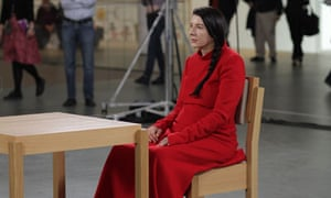 Marina abramovic the artist is present review film the guardian marina abramovic artist present altavistaventures Image collections