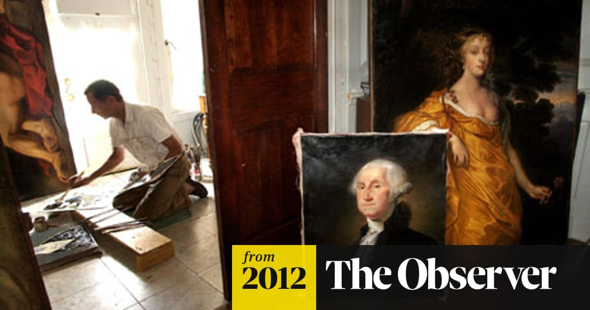 Master forger comes clean about tricks that fooled art world